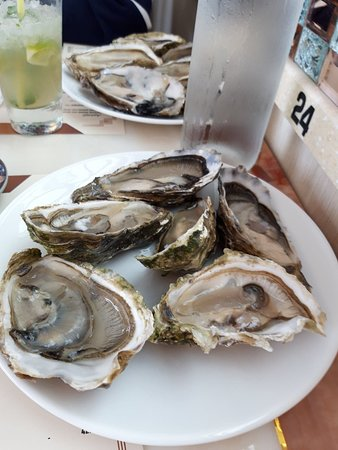 Vendome, Ranska: Fruits de mer !! buffet à volonté !!