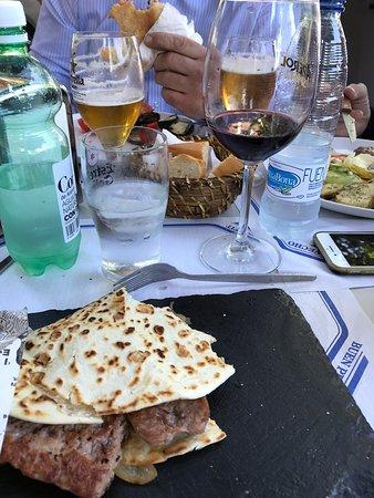 The BEST Hamburger and Piadina of Barcelona.