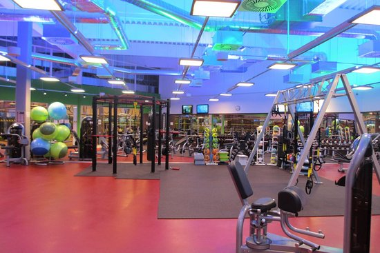 Form Factory Fitness Center Butovice
