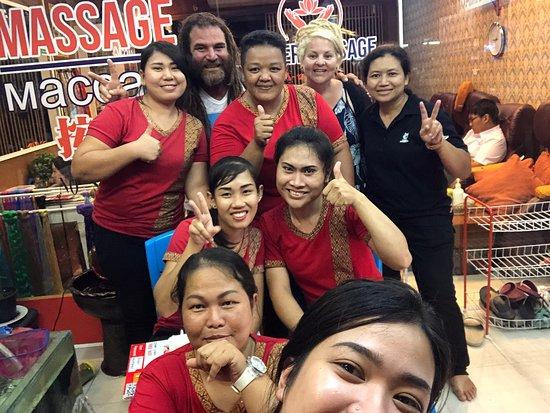 Ginger massage patong phuket