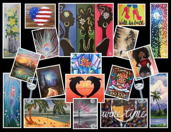 A sample of our June classes at PWAT Ocala!