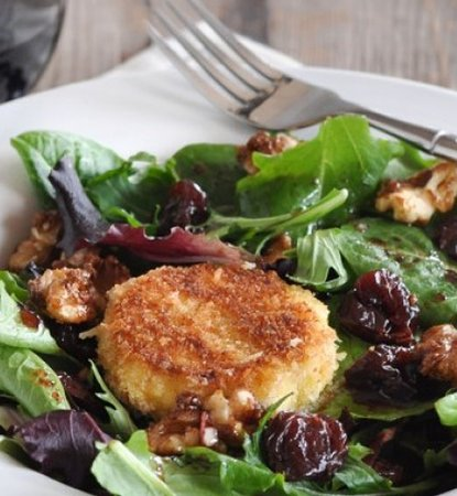 Forestville, WI : Dried Tart Door County Cherries on any salad is fabulous!
