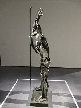 """""""Le prophète"""" (1933/36) par Pablo GARGALTO (1881-1934)"""