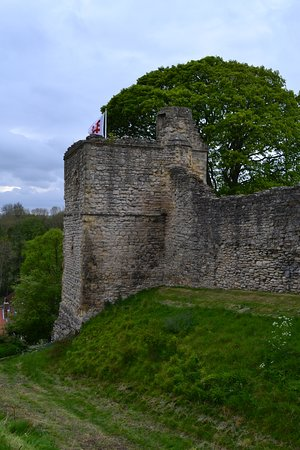 Outer walls and ramparts (May 2019)