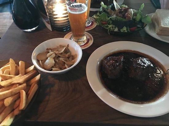 Loetje Breukelen: Decent steak!