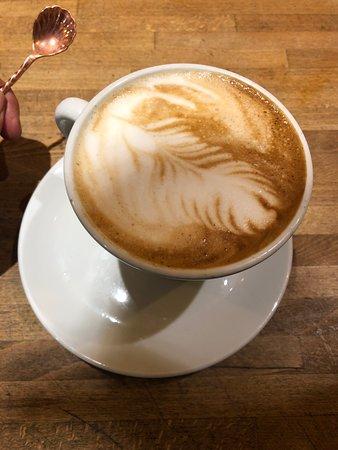 Coffee and Fairouz perfect combination
