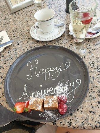 1st Wedding Anniversary...