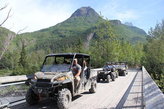 Chugiak, AK: Beautiful summer ride.