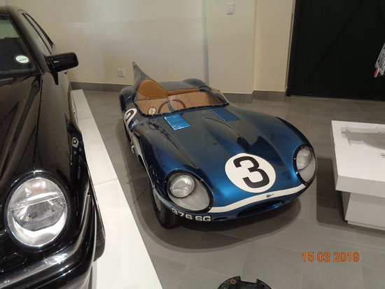 Franschhoek Motor Museum: Even something for the children!