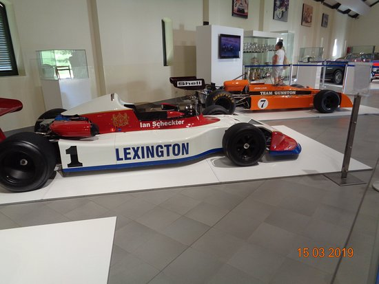 Franschhoek Motor Museum: Amazing car collection