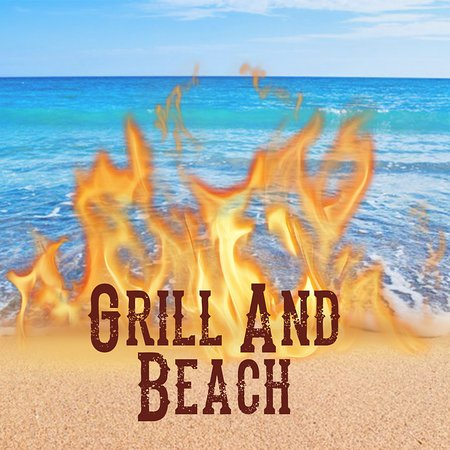 Grill and Beach