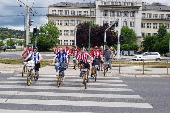 Bike tour Sarajevo