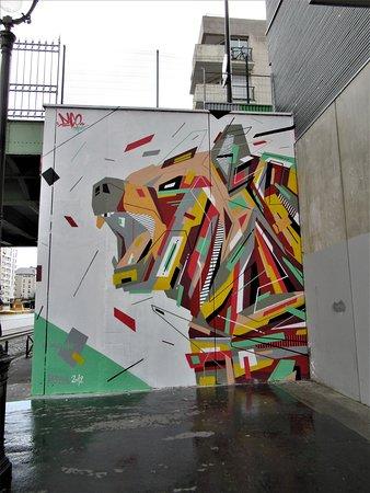 Fresque FestiWALL-48 Daco