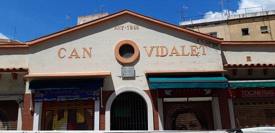 Mercat Municipal De Can Vidalet