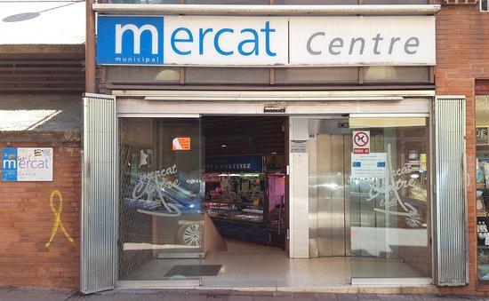 Cornella de Llobregat, Spanien: Mercat Municipal del Centre