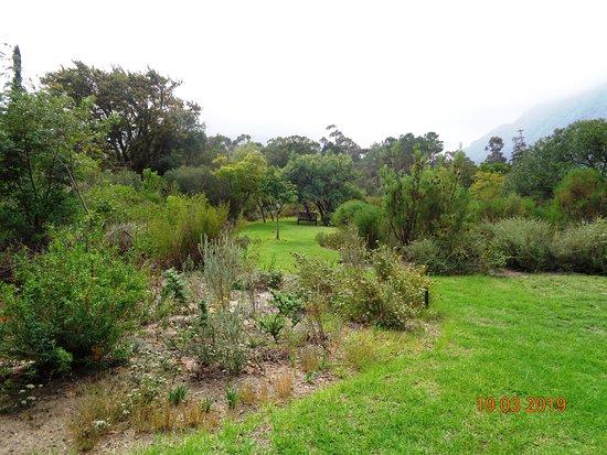 Huguenot Memorial gardens