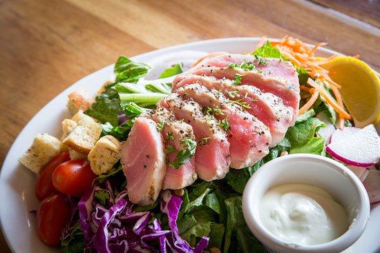 Cornucopia: Ahi Tuna Salad