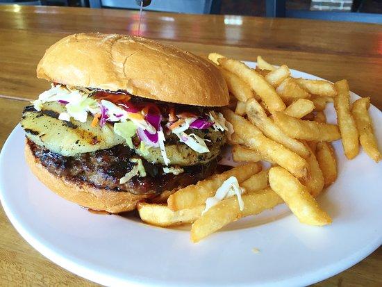 Cornucopia: Aloha Teriyaki Burger