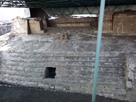 متحف عمدة  ديل تمبلو: Templo Mayor