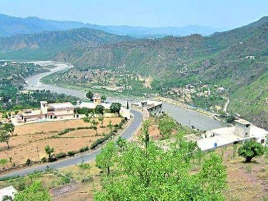 Kotli, Pakistán: Saarda Point