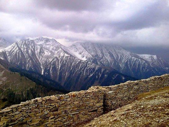 Azad Kashmir, Pakistan: Leepa Valley
