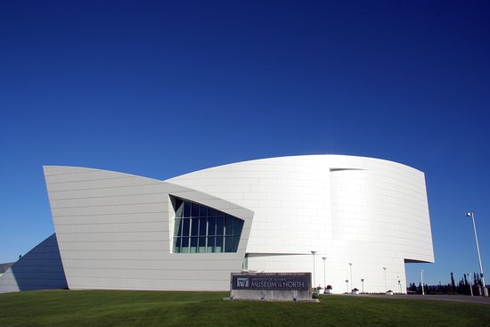 ‪University of Alaska Museum of the North‬