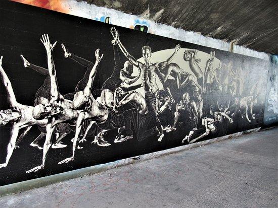 Fresque FestiWALL-50 Yola