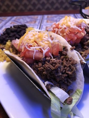 traditional beef tacos