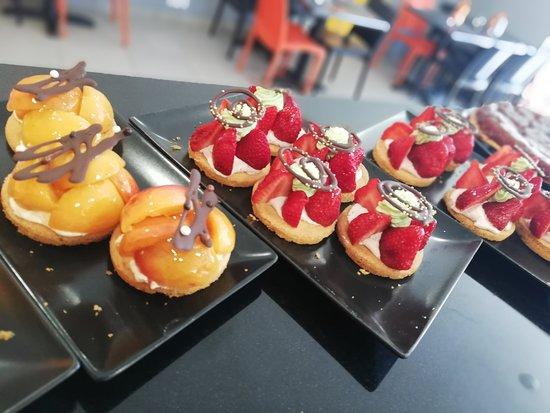 Desserts du jour