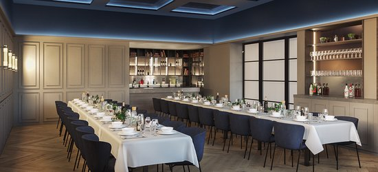 Standish, UK: The Library Private Dining Room