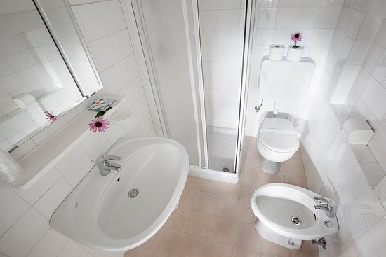 Scoiattolo: Bagno standard