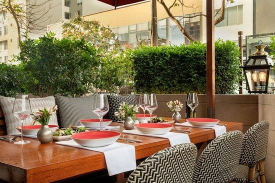 La Terraza Del Pardo Lima Restaurant Reviews Photos