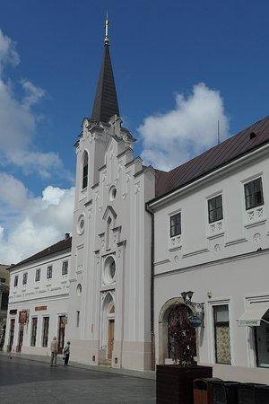 Szent Anna Orsolyarendi Templom Es Kolostor