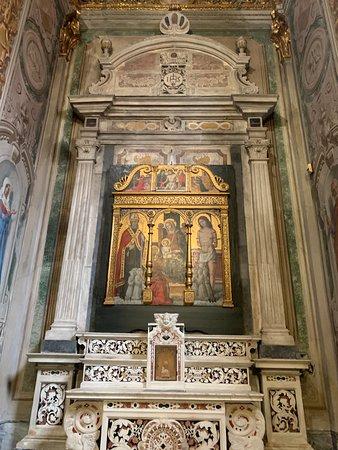 Le nozze Mistiche di Santa Caterina
