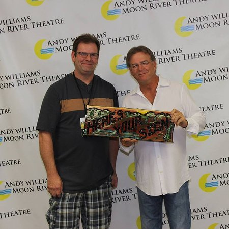 Gary with Bill Engvall