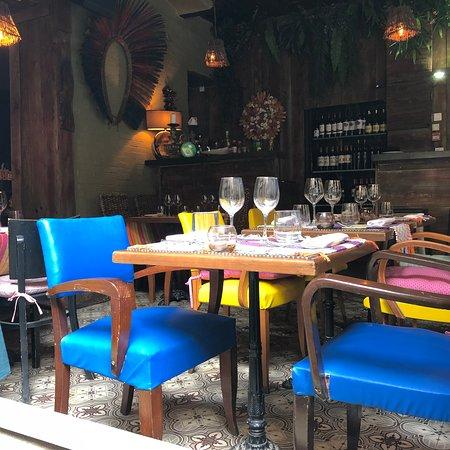 Bar sambahia #caipirinha # saveur des fruit saison
