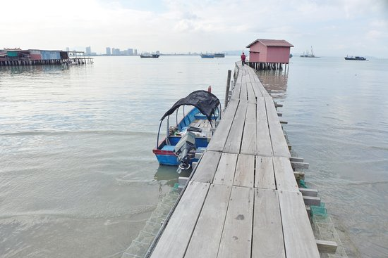 Tan Jetty