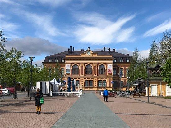 Joensuun Taidemuseo Onni