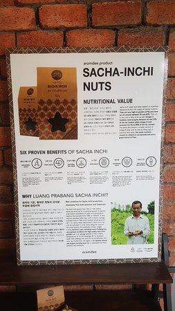 Sacha-inchi Nuts