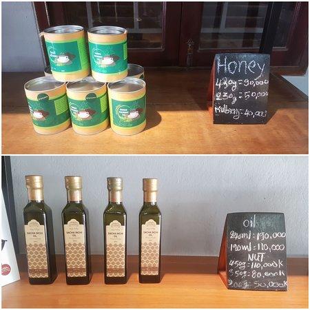 Honey & Oil