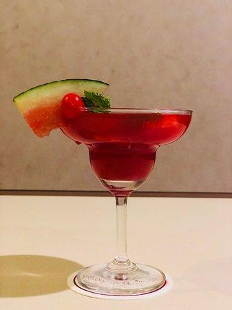 Cocktails at Davat