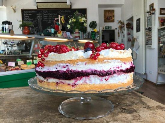 Wahrhaft Nahrhaft: Sahne Kuchen
