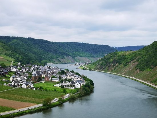 Saarland Germany, never a boring moment.