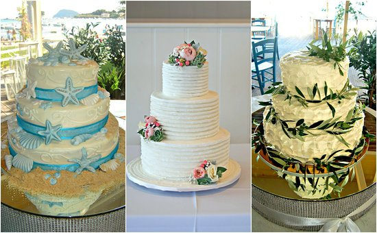 Rustic Wedding Cakes Picture Of Cupcake Fantasia Home Bake Cake Shop Cafe Tsilivi Tripadvisor