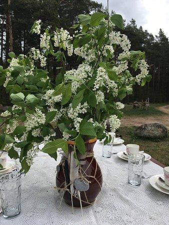 Ziemupe, Łotwa: We like to celebrate!