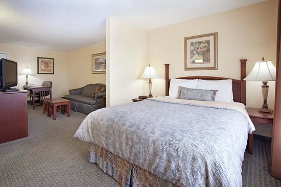 Staybridge Suites Denver Tech Center: Guest room