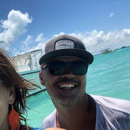 Catamaran Sailing Isla Mujeres