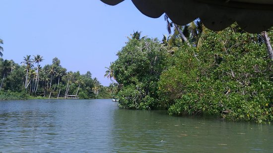 Devgad, India: Boating