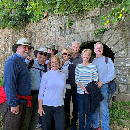 Another Hike to Fermain and Back, May 2019 at Belvedere Tunnel