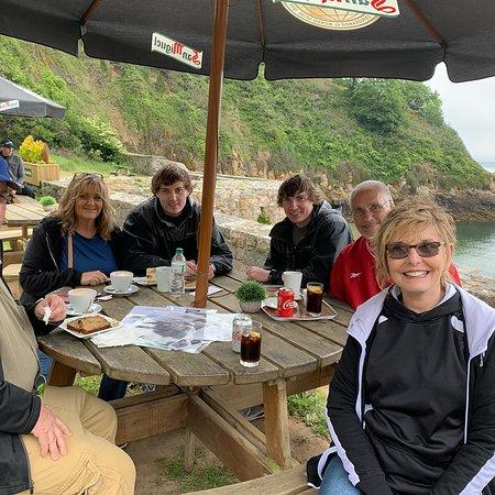 Fermain Bay hike, May 2019